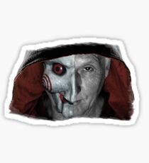 Jigsaw ! [HD] Sticker