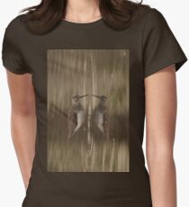 Knocking Yourself? Women's Fitted T-Shirt