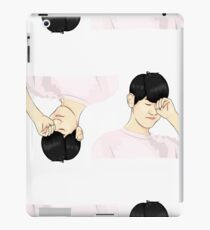 baekhyun exo vector design iPad Case/Skin