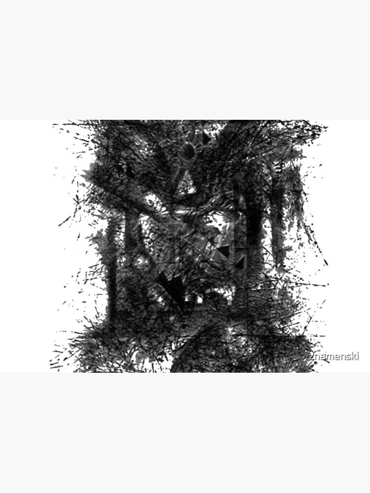 #illustration, #engraving, #tree, #one, #winter, #old, #etching, #snow, #monochrome by znamenski