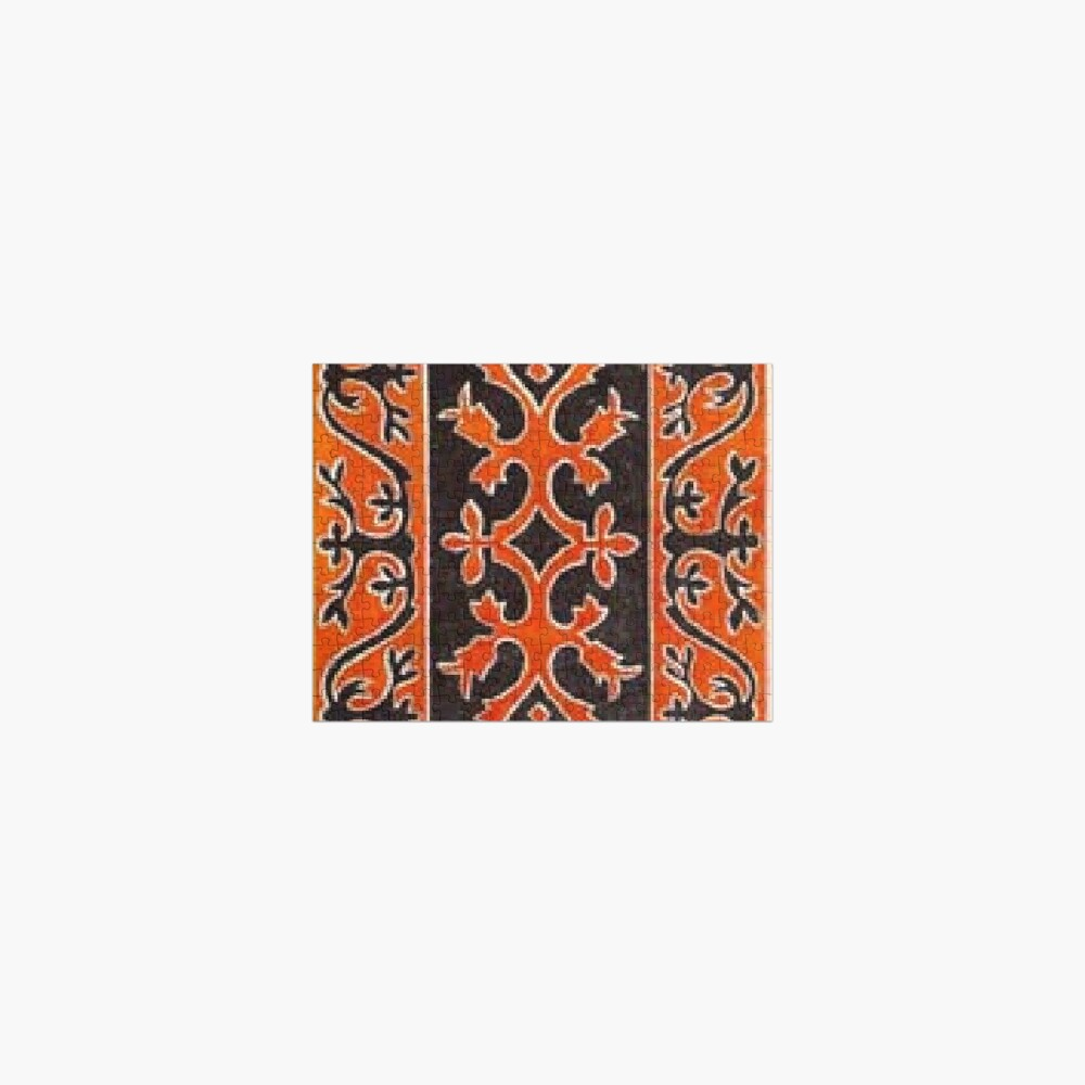 #Ковровый #узор #балкарского #карачаевского #войлчного #ковра #Carpet #pattern of a #Balkarian #Karachay #felt #carpet #Ковровыйузор #CarpetPattern #таулу #tawlu #mountaineer #таулула #tawlula Jigsaw Puzzle