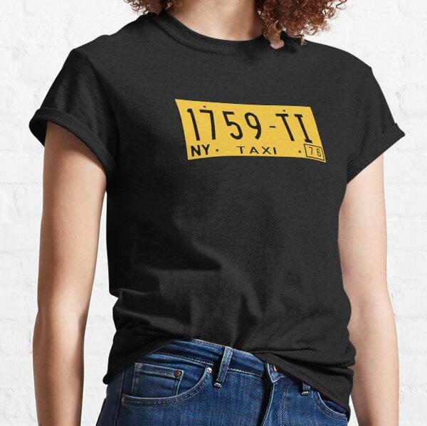 Conducteur de taxi T-shirt classique