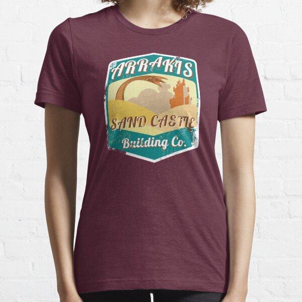 ARRAKIS SAND CASTLE BUILDING COMPANY  Essential T-Shirt