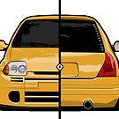 MK2 Phase 1 by Franco Costa - Sticker by BBsOriginal