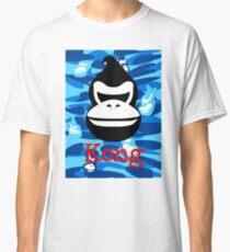 A Barrel Throwing Gorilla Classic T-Shirt
