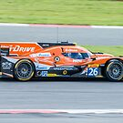 G-Drive Racing No 26 by Willie Jackson