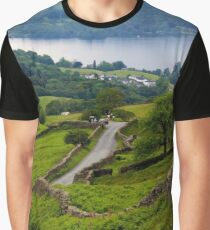 The way to Ambleside Graphic T-Shirt