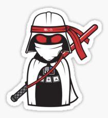 Trust me i' m a Ninja! Sticker
