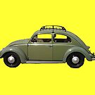 VW Beetle of 1938 by Remo Kurka