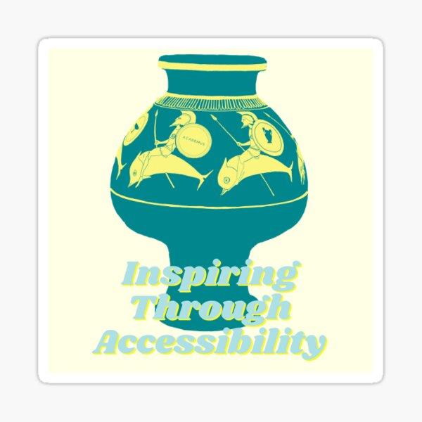 Academus Vase Sticker