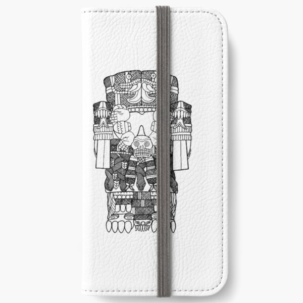 Coatlicue - Mother Of The Gods iPhone Wallet