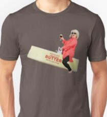 Paula deen riding butter Unisex T-Shirt
