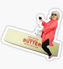 Paula Deen Butter reiten Sticker