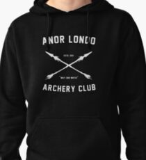ANOR LONDO - ARCHERY CLUB Pullover Hoodie