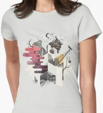 Jung at Heart Women's Fitted T-Shirt