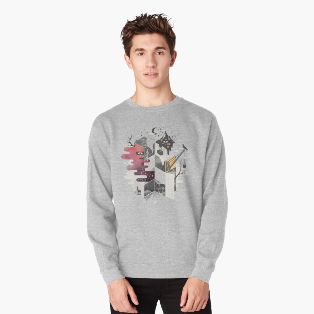 Jung at Heart Pullover Sweatshirt
