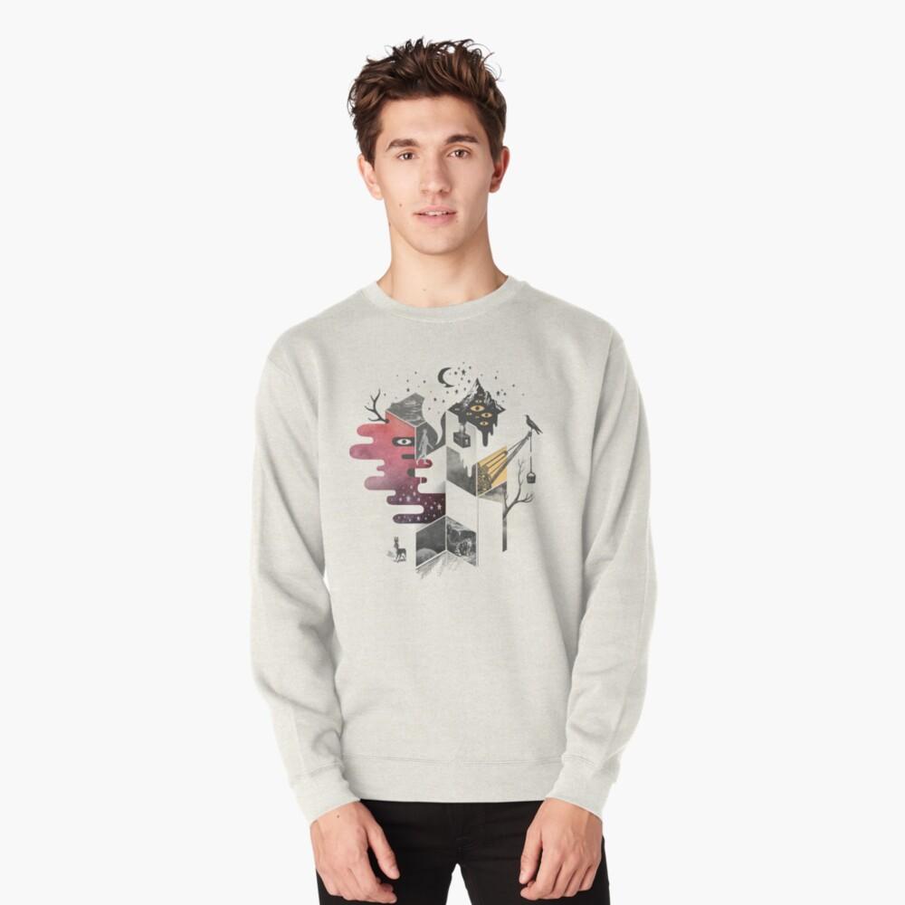 Jung at Heart Pullover Sweatshirt