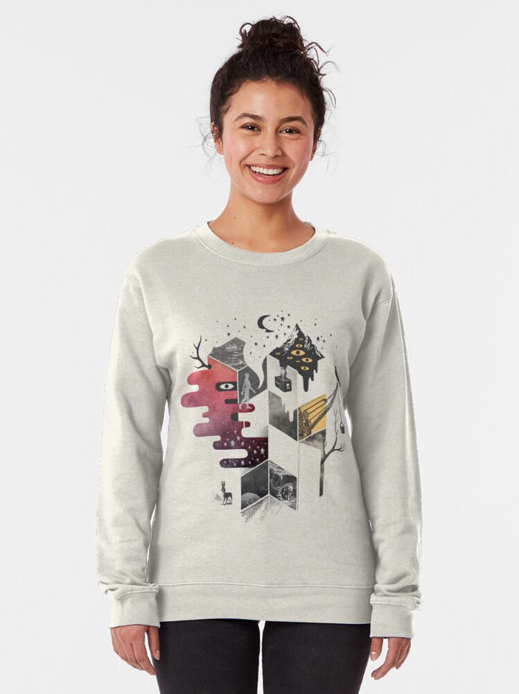Alternate view of Jung at Heart Pullover Sweatshirt