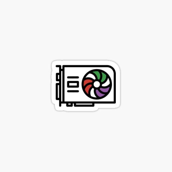 Julia GPU Logo Sticker