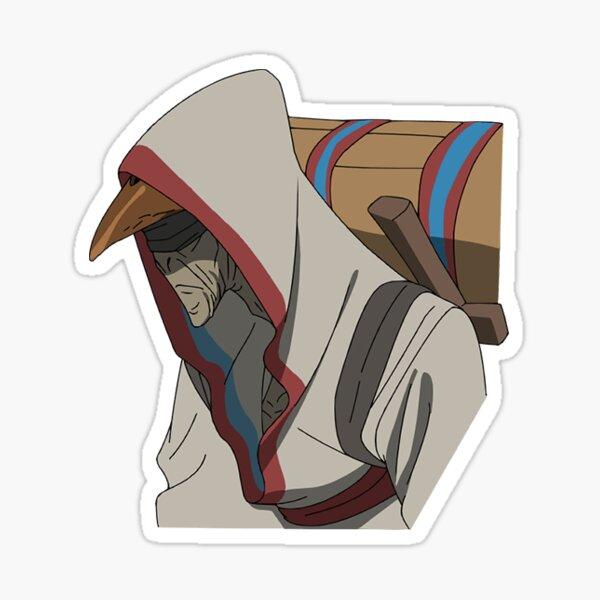 Vylk (old man Jenkins) Sticker
