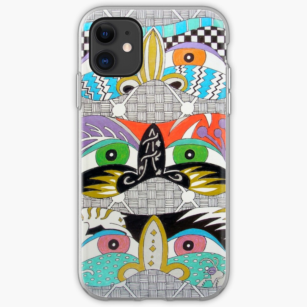 Masks iPhone Case & Cover