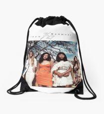 Fifth Harmony's 7/27 Simple Design  Drawstring Bag