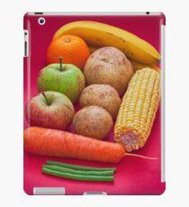 Fruit and veg iPad Case/Skin