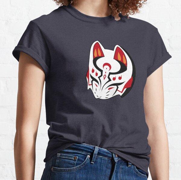 Kunimitsu Maske Tekken Classic T-Shirt