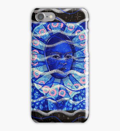 alien frida iPhone Case/Skin