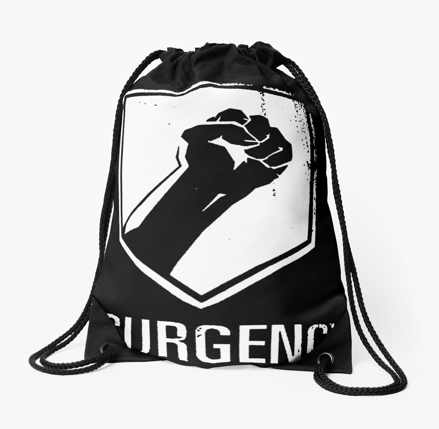 Insurgency Logo (Black)