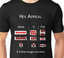 Hex Appeal Unisex T-Shirt