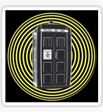 DARK TARDIS TYPE 40 Sticker