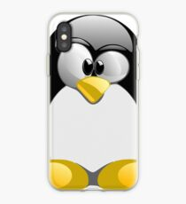 Tux illustration  iPhone Case