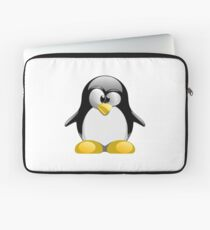 Tux illustration  Laptop Sleeve
