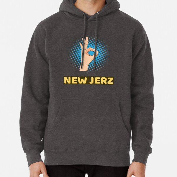 New Jerz Pullover Hoodie