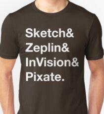 UX tool shirt Unisex T-Shirt