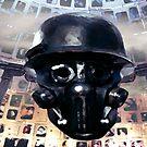 Victimal Horsemen Of Black Helmets by Diogo Cardoso