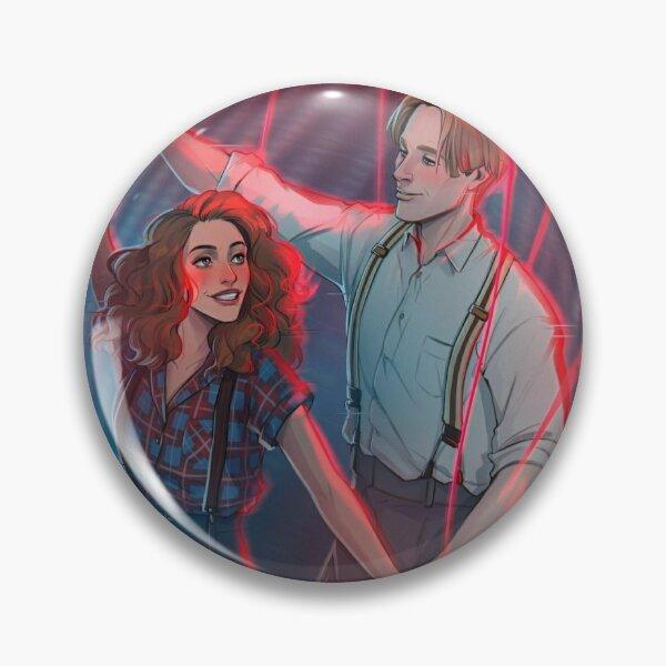 Wandavision Badge