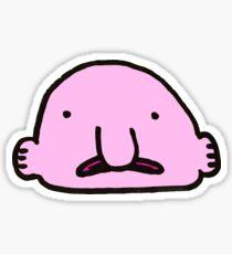 Blobfish Sticker