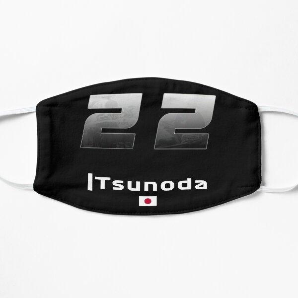 Yuki Tsunoda 22 Masque sans plis