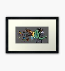 Dusk to Dawn Framed Print