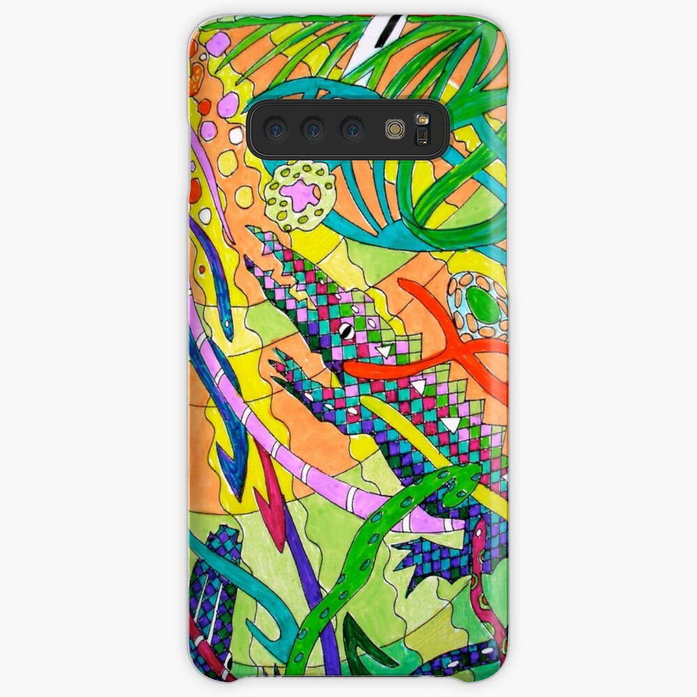 Lurking Case & Skin for Samsung Galaxy