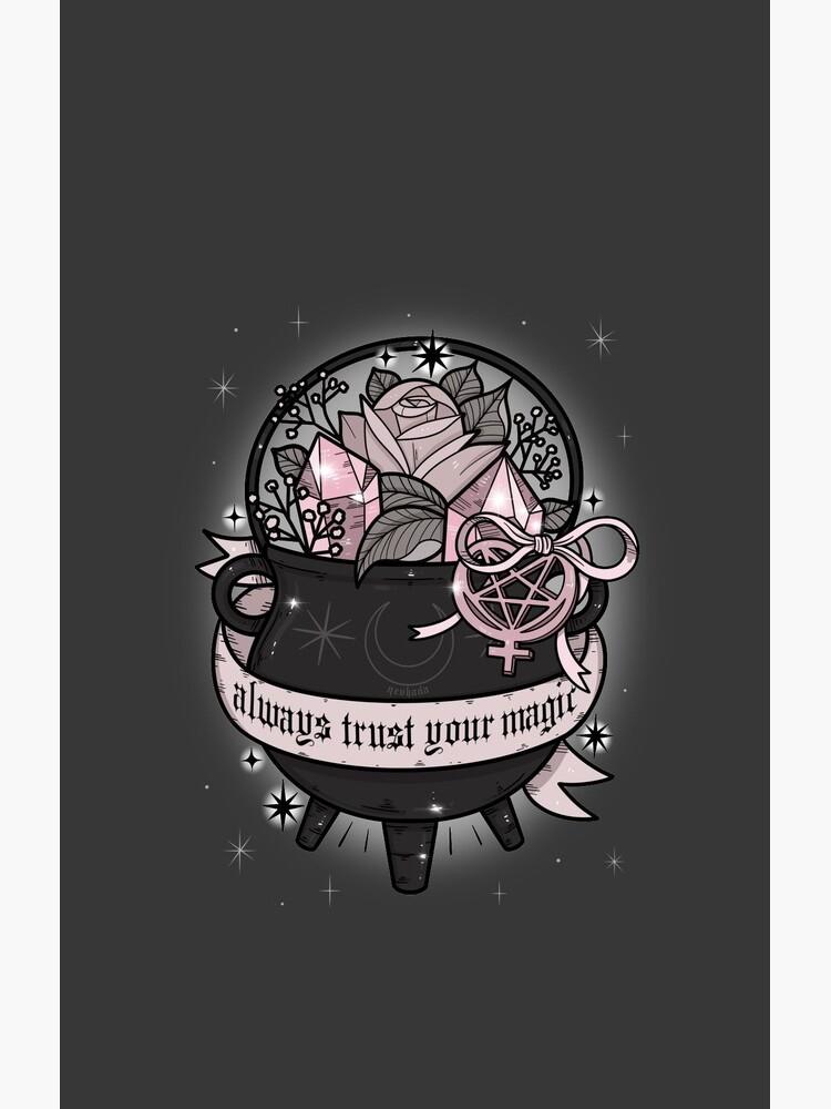 Witchy Cauldron by nevhada