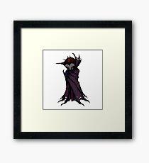 Chibi Vampire Framed Print