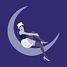 Blue Angel by myacideyes