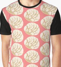 Vanilla Concha Bread Graphic T-Shirt