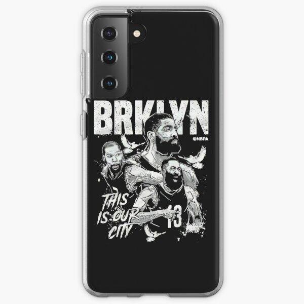 Esta es nuestra ciudad para Brooklyn Nets Funda blanda para Samsung Galaxy
