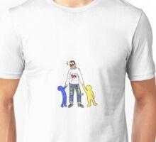 Keith Haring Tribute Unisex T-Shirt