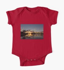Fire in the Sky - Skyscrapers and the Beaches Marina Kids Clothes