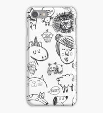 Our Pets iPhone Case/Skin